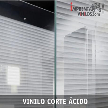 VINILO CORTE ÁCIDO